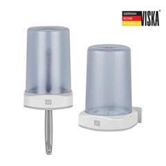 보랄 무선 칫솔 컵 UV살균기 VK-H01A