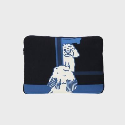 doggie in the mirror laptop case
