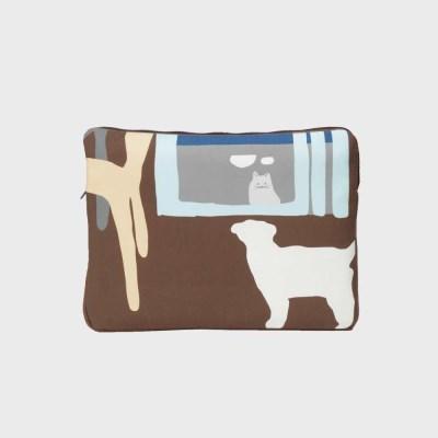 the window - laptop case