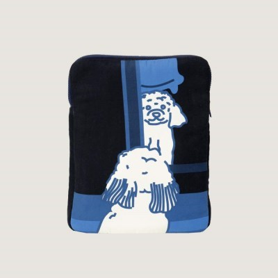 doggie in the mirror iPad / Tablet case