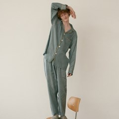 [인견] (m) Norway Pajama Set