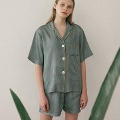 [인견] (w) Norway Short Pajama Set