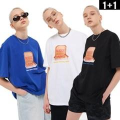 [단독구성][1+1][남여공용][소율착용]인스턴트 티셔츠