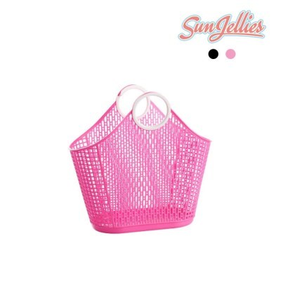 Sun Jellies_Fiesta Shopper - Large (2 color)