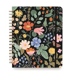 2021 Strawberry Fields Large Month Planner