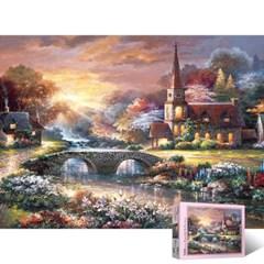 500피스 평화로운 교회 PL875_(1202602)