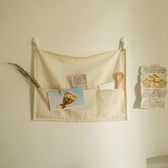 광목 두꺼비집 패브릭가리개