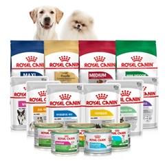 [로얄캐닌] 강아지사료 건식/습식 BEST 사료 모음