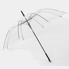 RECLOW 투명 무지 우산