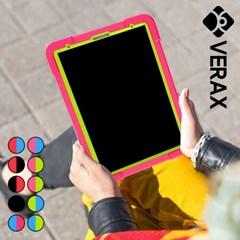 아이패드에어2 컬러 포인트 커버 태블릿 케이스 T046_(2889571)