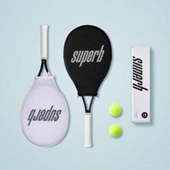 Superb 슈퍼브 테니스 라켓 스윙 커버