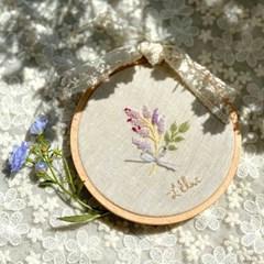 [텐텐클래스] (서초) 꽃자수 수틀 액자