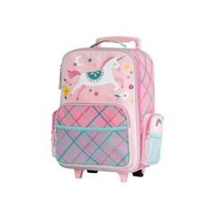 캐리어(유아용 여행가방) - 핑크 유니콘_(1475977)