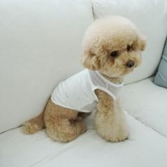 유아러피치 은박리본 홈웨어 _강아지옷 애견의류