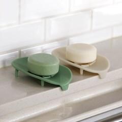 [생활쉼표]실리콘 설거지바 받침대(2colors)
