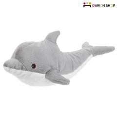 이케아 GENOMBLOT 돌고래인형 (대,70cm)