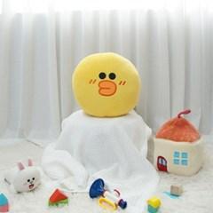 라인프렌즈 캐릭터 샤이샐리 얼굴쿠션_(1349490)