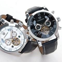 피닉스 가죽시계 오토매틱시계 손목시계 FO-165A_(1348876)