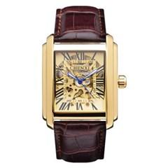 피닉스 가죽시계 오토매틱시계 손목시계 CH-8816A_(1351575)