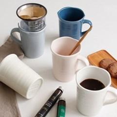 (국산)쏠레이 스마일 빅머그 컵 (6colors)_(1948324)