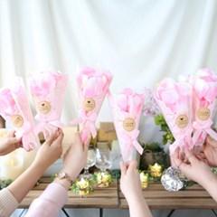 결혼식 플라워샤워 핸드샷 세트 (핑크)