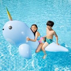 스윔어바웃 초대형 고래 라이더 튜브 210cm_(2907296)