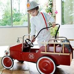 베케라 소방차트럭 페달카 어린이자동차 붕붕카