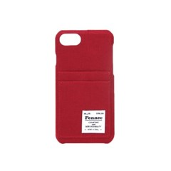 FENNEC C&S iPHONE SE2 CASE - SMOKE RED