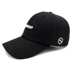 [스탠드업] 스탠드업3D 핑크블랙 컬러 볼캡