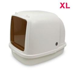 캣아이디어 캣이어 하프돔 화장실 XL 후드형 고양이