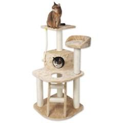 프로퍼 빌라 고양이타워 장난감 고양이용품 스크래쳐