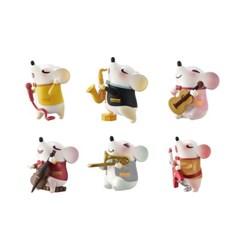 오케스트라 마우스 블라인드 랜덤 피규어_(2823535)