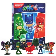My Busy Books : PJ Masks (Board book) 피규어북