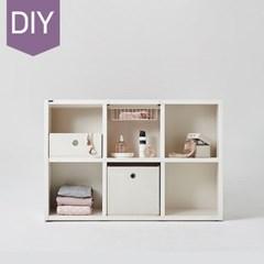 한샘 샘 어린이책장 2단 120cm DIY(컬러 택1)