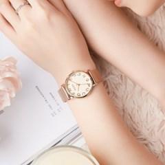 [쥴리어스정품] JA-1247 여성시계/손목시계/메쉬밴드