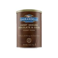 기라델리 스위트 그라운드 초콜렛 파우더 1.36kg 6개(1_(850825)