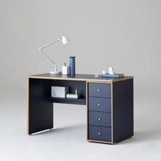 한샘 샘 책상 120cm 하부서랍형 시공(컬러 택1)
