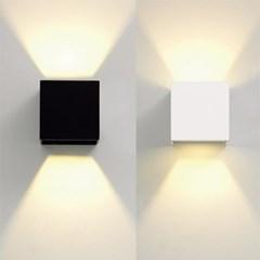 LED 방수 사각 방수등 6W_2colors