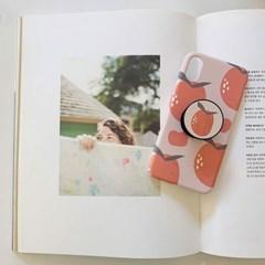 롤링몰랑 케이스+버튼톡(set)