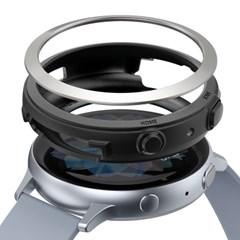 링케 갤럭시워치 액티브2 44mm 에어 스포츠&베젤스타일링 케이스