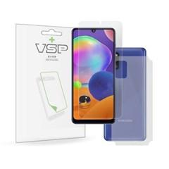 VSP 갤럭시 A31 항균 액정+유광+렌즈 보호필름 각2매