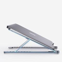 모모튜브 휴대용 접이식 노트북 태블릿 거치대 랩탑 스_(2822801)