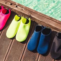 여름 물놀이 신발 커플 워터슈즈 아쿠아삭스 ver.1