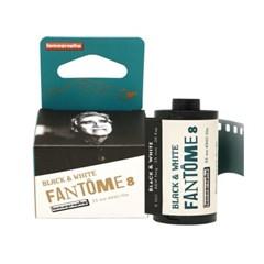 로모그래피 35mm 팬톰키노 흑백 ISO8 필름 - 1롤 1팩