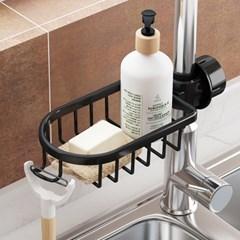 쿨앳홈 수전 걸이 다용도 바스켓 욕실 주방용품 선반_(1222020)