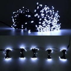 LED 은하수 76구 5조 15W 검정선 무점멸기 (백색)