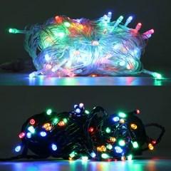 LED 은하수 100구 6W 혼합칼라 무점멸기