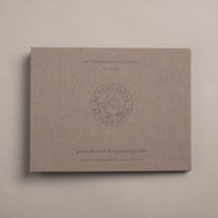 비유어산타 티켓북 럭셔리 (6colors)