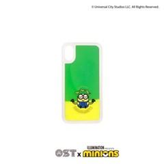 [미니언즈XOST] 샌드 바나나 핸드폰케이스(아이폰X/XS) OTHX20707AGY