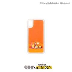[미니언즈XOST] 샌드 노을 핸드폰케이스(아이폰X/XS) OTHX20706AOO